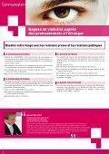 En France et dans le monde, appuyez-vous sur notre réseau - Page 6