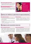 En France et dans le monde, appuyez-vous sur notre réseau - Page 7