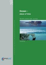 Ocean - - International Year of Planet Earth