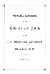 1876 - USMA Library Digital Collections - West Point
