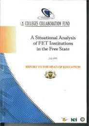 situational analysis fs 2000(3.1MB) - National Business Initiative