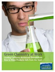Green Chemistry at Work.pdf - Environment California Research and ...