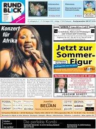 Ausgabe 8. 2010 - Rundblick