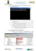 Procedimentos para instalação em rede – DES 3.0 - Page 2