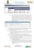Procedimentos para instalação em rede – DES 3.0 - Page 4