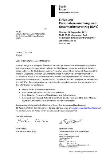 2013_09_23 Einladung zur Personalversammlung - SBK Sektion ...