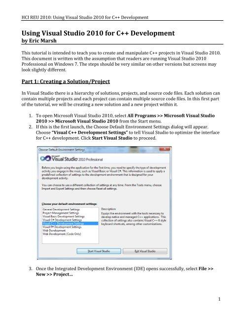 Tutorial pdf 2010 tfs