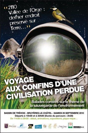 voyage aux confins d'une civilisation perdue - Ville de Bruyères-le ...