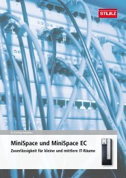 MiniSpace EC - Stulz GmbH