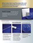 Vari-Lase Procedure Kits Brochure - Vascular Solutions, Inc. - Page 5