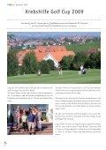 mitglieder- befragung - Golfclub Schloss Liebenstein - Page 6