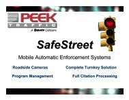 Mobile Automatic Enforcement Systems - National Work Zone Safety ...