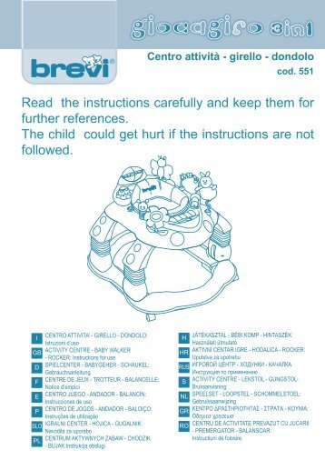 Read the instructions carefully and keep them for further references ...