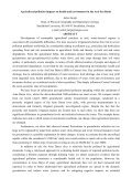 Abstracts - Center for Global Change and Earth Observations ... - Page 4