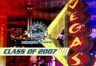 CLASS OF 2007 - City of Las Vegas