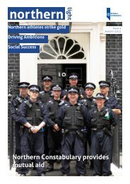 Northern Constabulary provides mutual aid Driving ... - Police Scotland