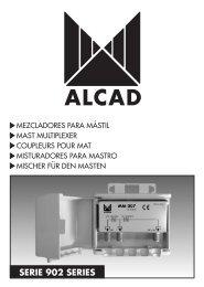 SERIE 902 SERIES - Alcad