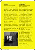 South London Gallery Her Noise Event Programme 10 November ... - Page 2