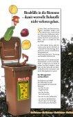 Aus Bioabfall wird beste Komposterde, Strom und Wärme - ZAK - Seite 4