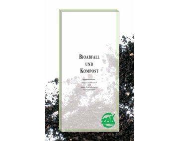 Bioabfall und Kompost (2.7 MB) - ZAK
