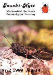 her - Norsk entomologisk forening