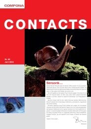 Contacts 48 - Compona AG