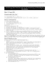 Altholzverordnung (54 KB) - ZAK