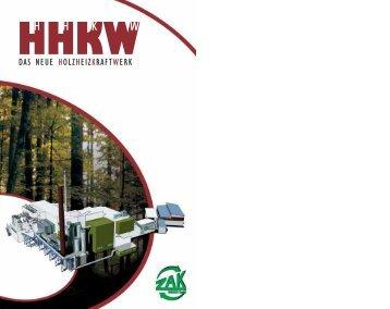 Heizkraftwerk - ZAK