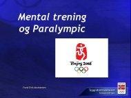 Mental trening OLT