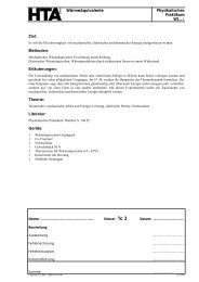 Wärmeäquivalente Physikalisches Praktikum W1..-1 Ziel ... - hknoll.ch