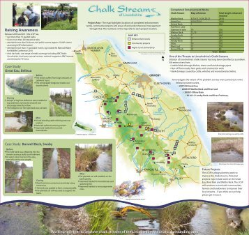 Helping Lincolnshire's Chalk Streams Flow - Lincolnshire Wolds ...