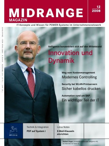 Innovation und Dynamik