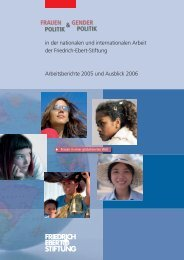 FES Titel JB Frauen (1) - Bibliothek der Friedrich-Ebert-Stiftung
