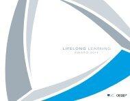 Lifelong Learning Award 2011 - Österreichischer Austauschdienst
