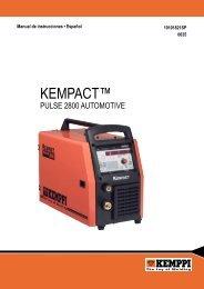 KEMPACT™ - Kemppi
