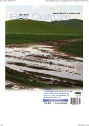 Bee Culture - March 2010 - Apinews