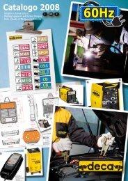 CATALOGO GENERALE 60Hz I - GB - F - Tecnica Industriale S.r.l.