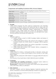 Compassionate and Compelling Circumstances Policy (Overseas ...