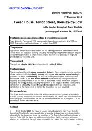Tweed House, Teviot Street, Bromley-by-Bow - Greater London ...
