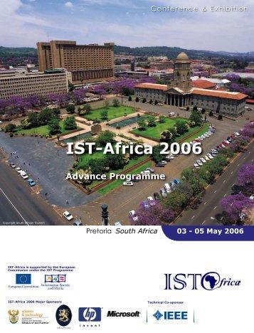 IST-Africa 2006 - Meraka Institute