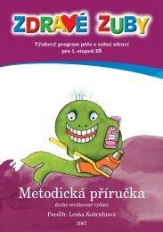Metodická příručka - Výchova ke zdraví