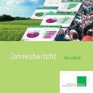 Jahresbericht 2011/2012 - information.medien.agrar eV