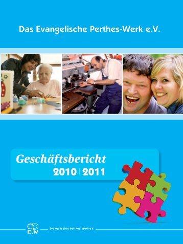 Mitarbeitende - Evangelisches Perthes-Werk eV