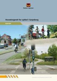 Hovedvegnett for sykkel i Sarpsborg - Sarpsborg kommune
