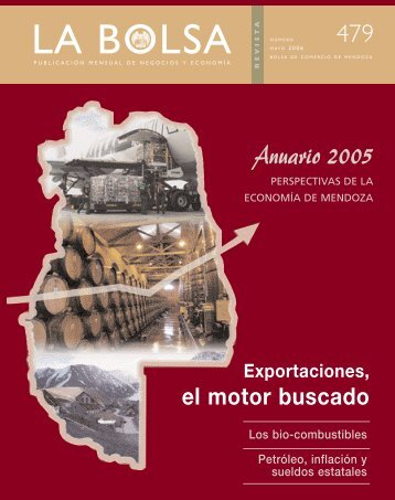 Mayo 06 - Bolsa de Comercio de Mendoza