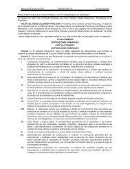 Reglamento de la Ley de Obras Públicas y Servicios Relacionados ...