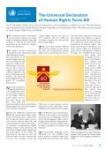 Special issue 60th Anniversary of the Universal ... - UN Russia - Page 3