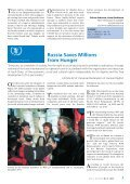 Special issue 60th Anniversary of the Universal ... - UN Russia - Page 7
