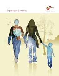 Le CHUQ : Experts et humains