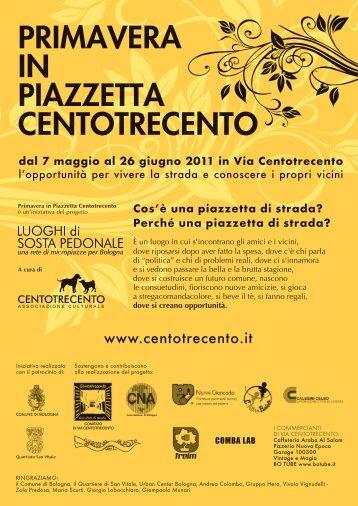 pieghevole web - Ordine degli architetti di Bologna